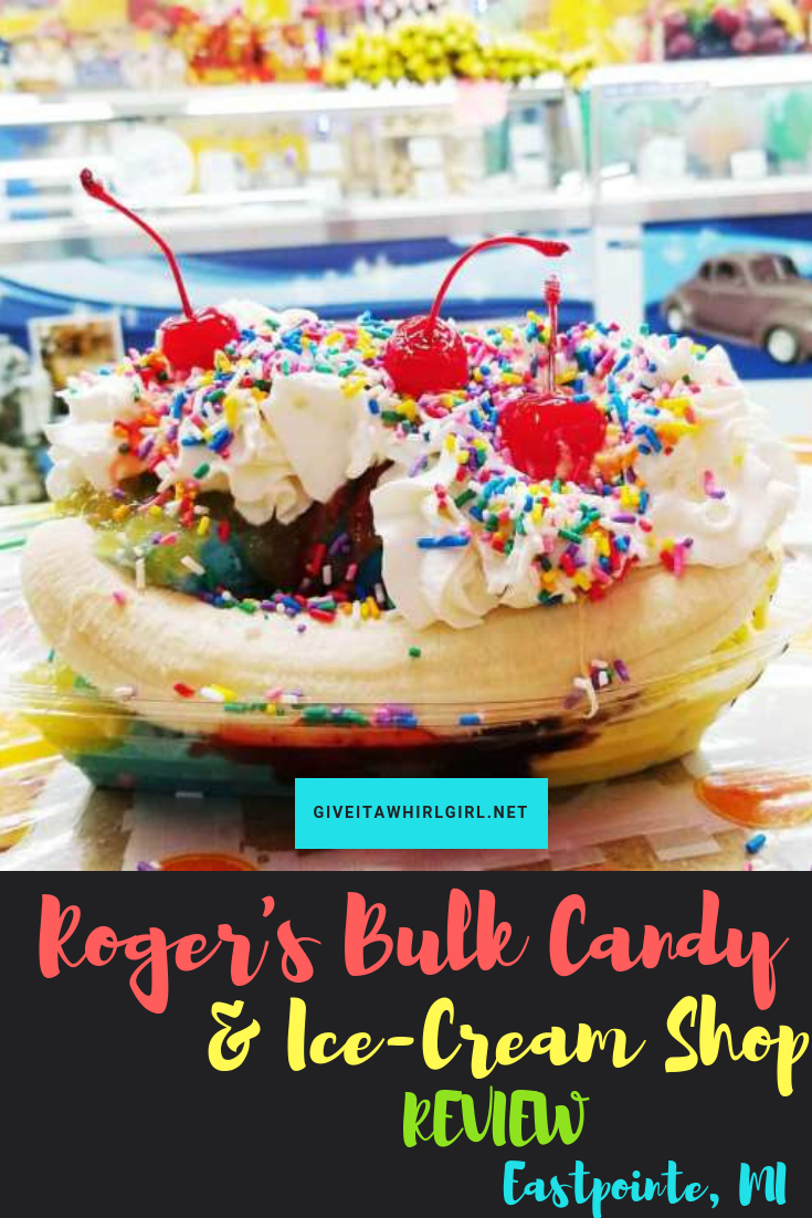 Roger's Bulk Candy & Ice-Cream Shop REVIEW (Eastpointe, MI)