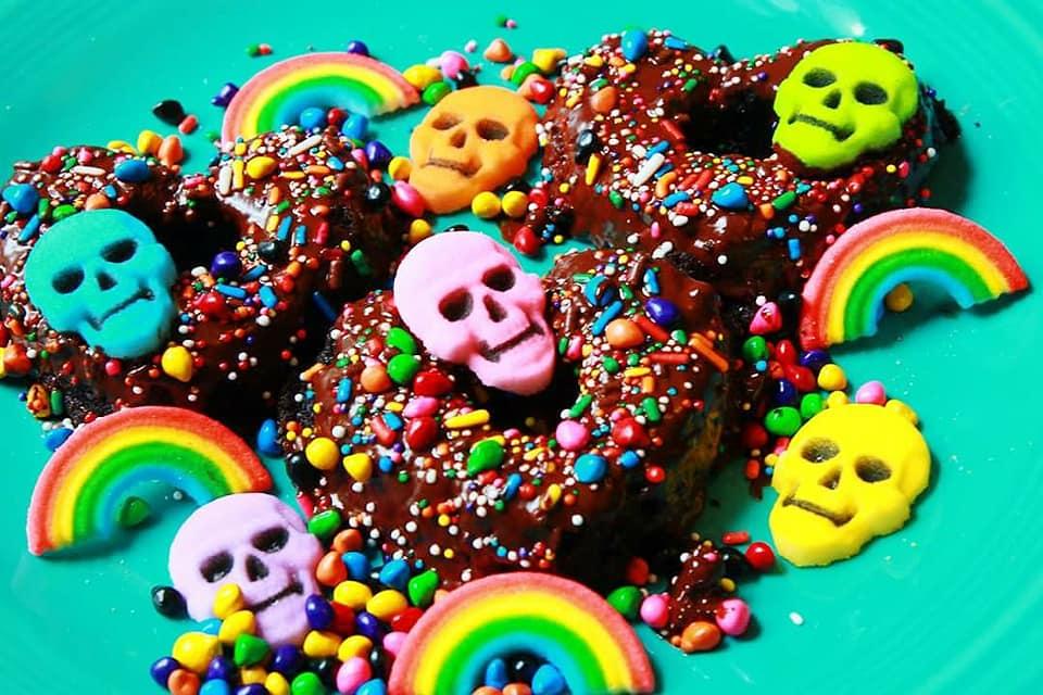 38267398 10156542020434420 8540128742486310912 n - RECIPE - Devil's Food Vegan & Gluten Free Donuts - To Die For Goodness