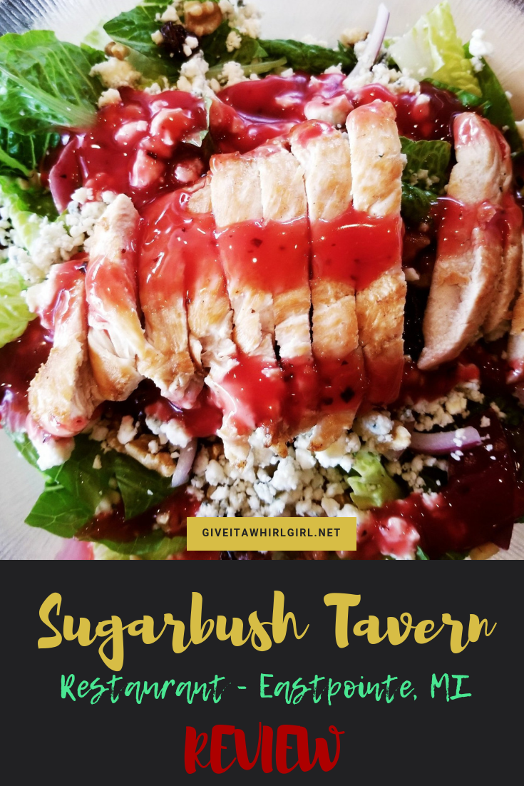 Sugarbush Tavern Eastpointe, MI RESTAURANT REVIEW