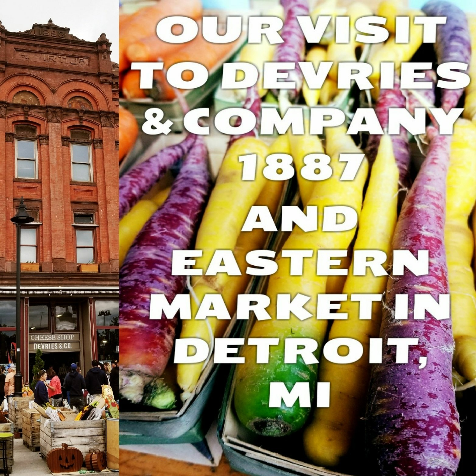 img 20180923 101735 8271755795776 - Trip To Eastern Market & DeVries & Company 1887 - Detroit