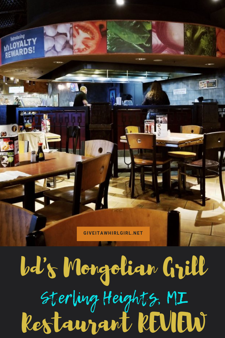 bd's Mongolian Grill Restaurant REVIEW - Sterling Heights , MI