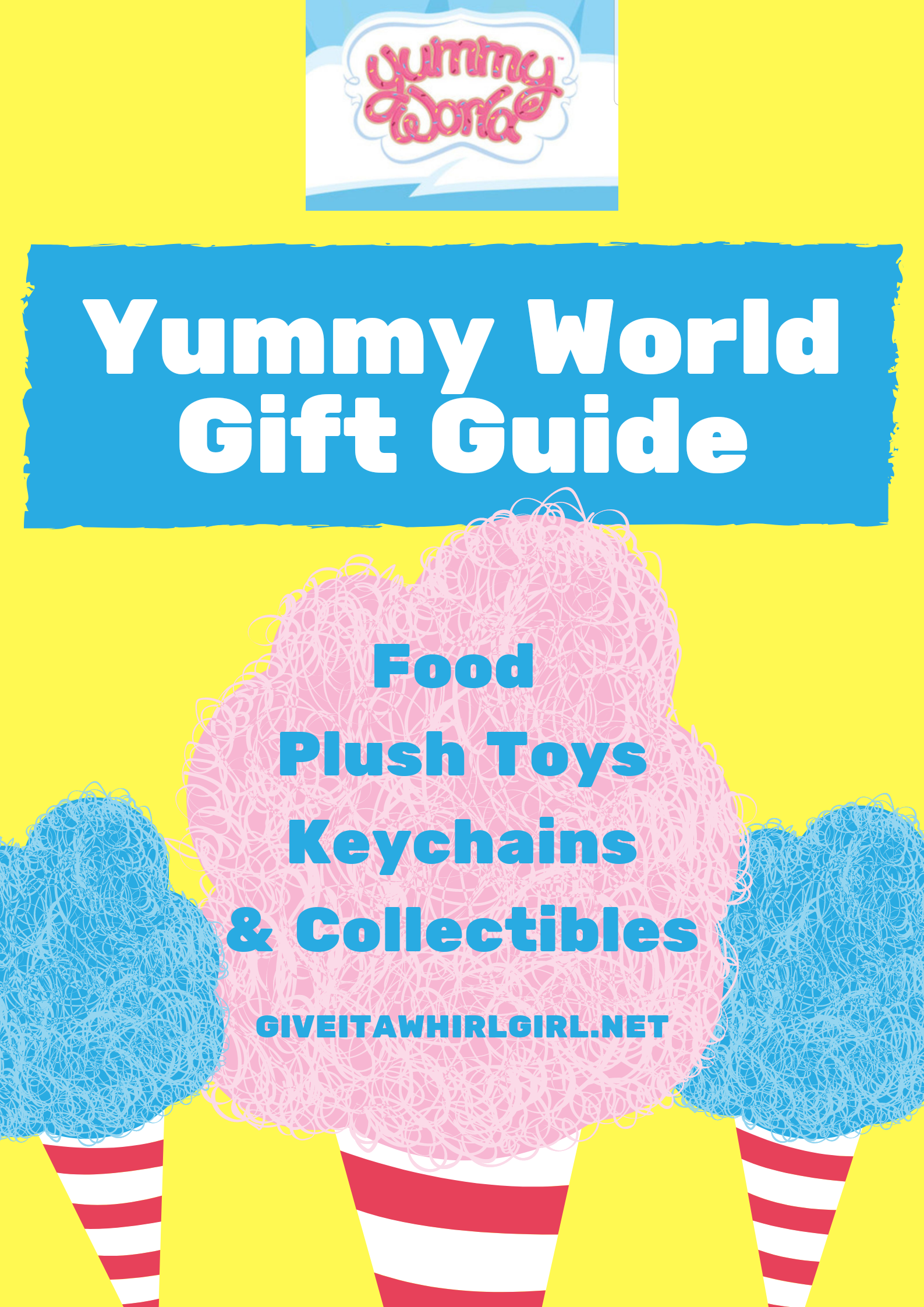 Yummy World - Gift Guide - Give It A Whirl Girl