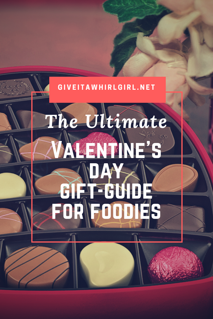 The Ultimate Valentine's Day Gift Guide For Foodies