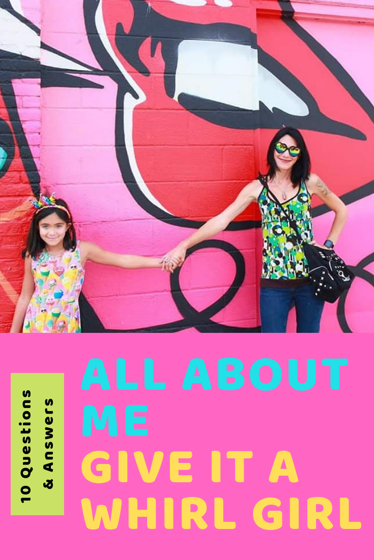 GIVE IT A WHIRL GIRL - ALL ABOUT ME - KIMMY RIPLEY